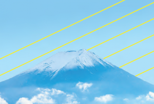 Şekil 1.5.6 Bakı durumunda olan yamaçlar Güneş'ten daha çok enerji alır.