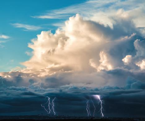 Fofoğraf 1.1.8 İklim olaylarını klimatoloji inceler.