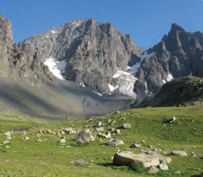 Fotoğraf 1.104 Kaçkar Dağları
