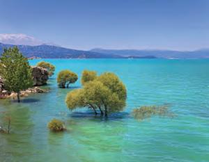 Fotoğraf 1.130 Beyşehir Gölü (Konya)