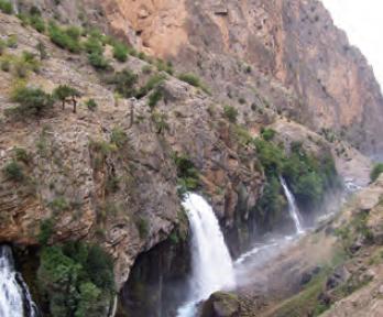 Fotoğraf 1.149 Karstik kaynak (Kapuzbaşı, Kayseri)