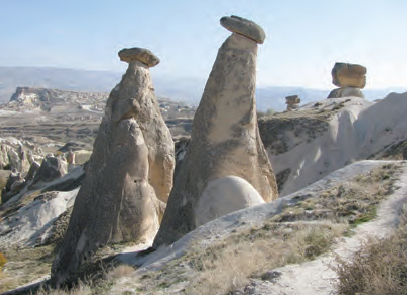 Fotoğraf 1.21 Peribacası (Nevşehir)