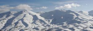Fotoğraf 1.29 Bozdağlar kırık dağlardandır.