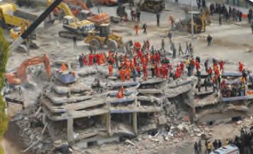 Fotoğraf 1.31 Van depreminden sonra Van'dan bir görünüm