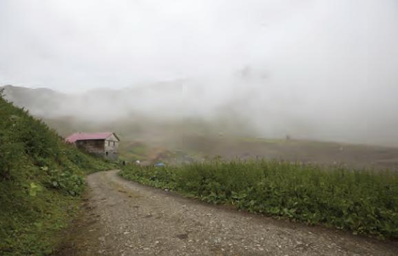 Fotoğraf 1.5.34 Sisli bir hava