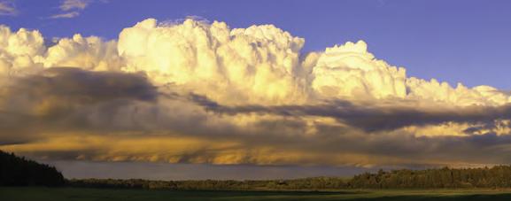 Fotoğraf 1.5.8 Bulutlu yerler fazla ısınıp fazla soğumaz.