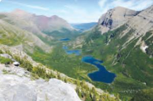 Fotoğraf 1.56 Buzul vadisi