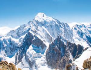 Fotoğraf 1.7 Himalayalar kıvrılmayla oluşmuş dağlardandır.