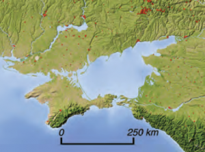 Fotoğraf 1.73 Limanlı kıyılar (Azak Denizi)