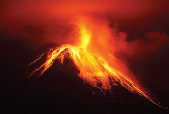 Fotoğraf 1.8 Volkanik faaliyet (Etna-İtalya)