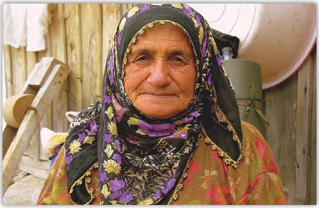 Fotoğraf 2.4 Türkiye'de yaşlı nüfus oranı artmaktadır.