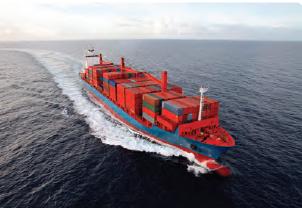 Fotoğraf 3.4 Uluslararası ticari taşımacılıkta en çok kullanılan yol, deniz yoludur.
