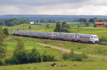 Fotoğraf 3.6 Ulaşım sistemlerinden biri de demir yollarıdır.