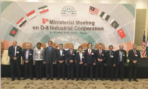Fotoğraf 3.72 - D-8 üyelerinin temsilcileri