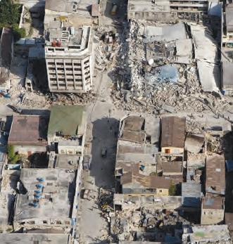 Fotoğraf 4.1 Depremler büyük ölçüde can ve mal kayıplarına neden olabilmektedir.