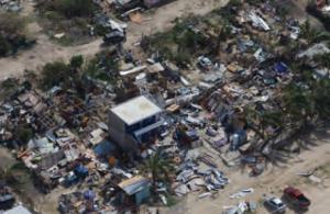 Fotoğraf 4.13 Kasırgalar büyük ölçekli can ve mal kayıplarına neden olmaktadır.