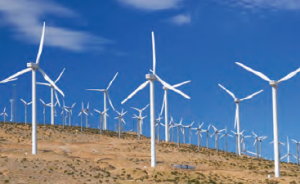Fotoğraf 4.15 Rüzgâr enerjisi, alternatif enerji kaynaklarındandır.