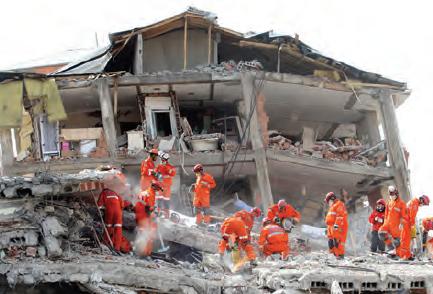 Fotoğraf 4.22 Van depreminden sonra bir görünüm (2011)