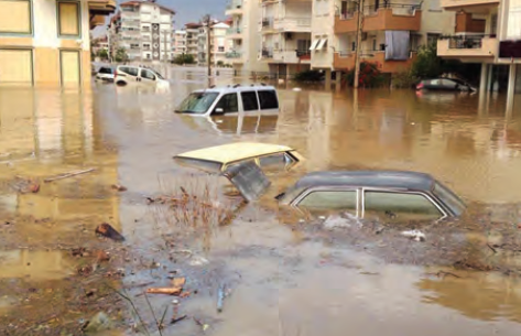 Fotoğraf 4.23 Su baskını (Hopa, 2014)