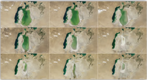 Fotoğraf 4.25 Aral Gölü'nde yıllara göre değişim