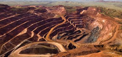 Fotoğraf 4.39 Madenler işletilirken çevreye zarar vermektedir.