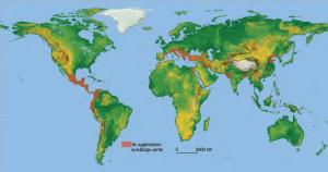 Harita 3.1 İlk uygarlıkların kurulduğu yerler