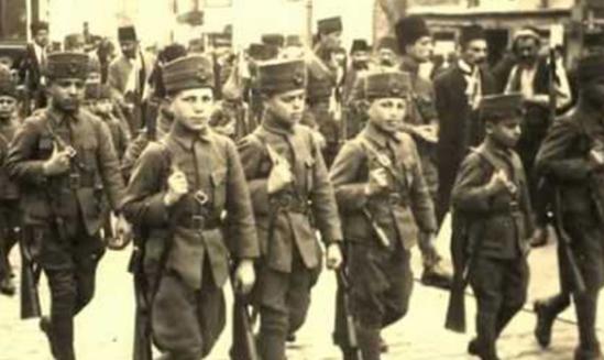 Millî Mücadele'de Türk Çocukları ve Bir Destan