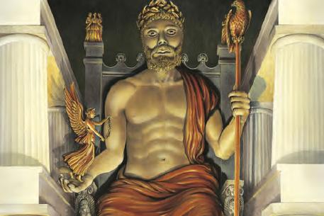 Resim 3.2 Zeus Heykeli