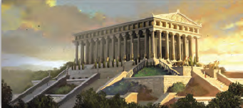 Resim 3.6 Artemis Tapınağı
